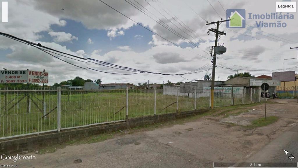 excelente terreno com 1.650 m².em alvorada rs localização privilegiada, na entrada da cidade, em frente ao...