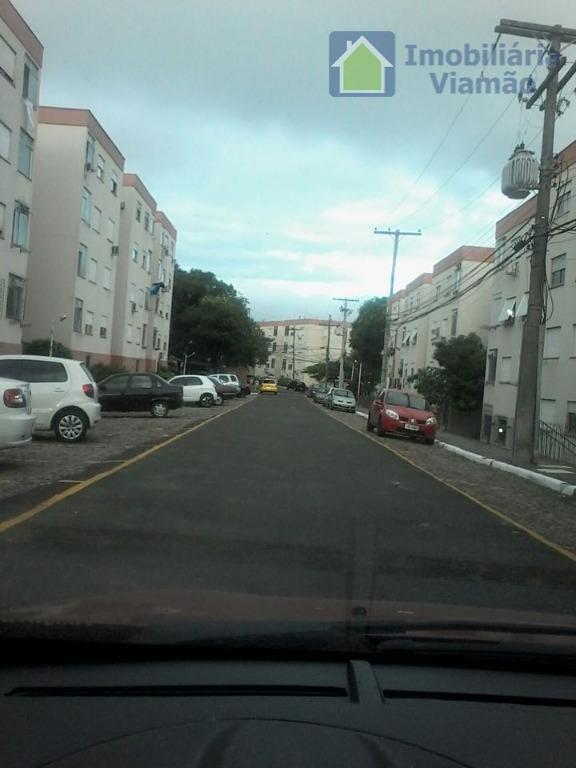 Apartamento residencial à venda, Santa Tereza, Porto Alegre.