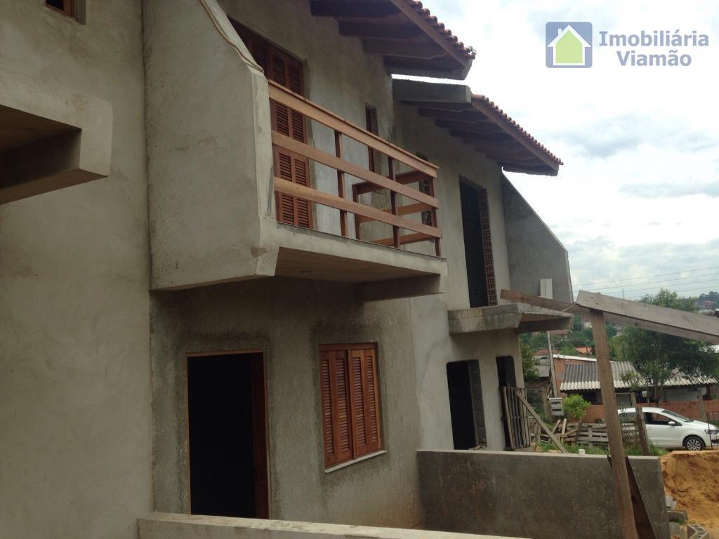 Sobrado residencial à venda, Tarumã, Viamão.