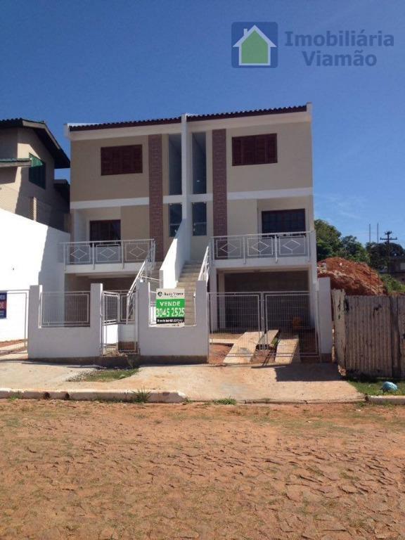 Sobrado residencial à venda, Vila Augusta, Viamão.