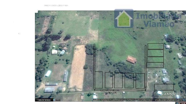 Terreno rural à venda, Águas Claras, Viamão.