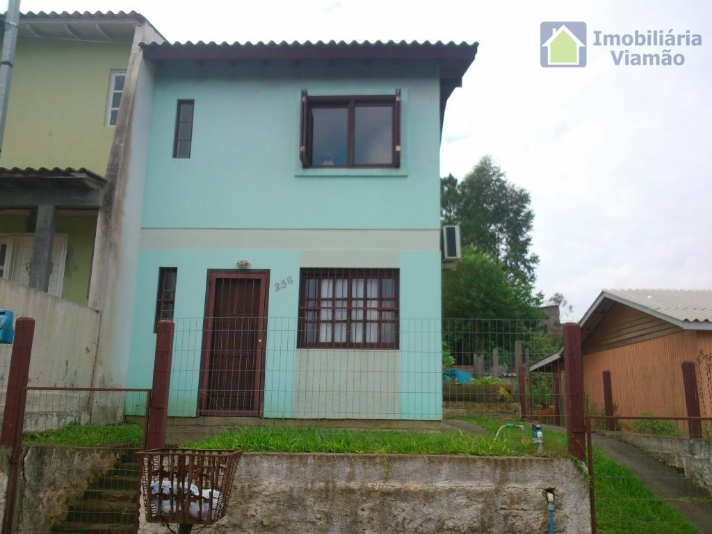 Sobrado residencial à venda, Sitio São José, Viamão.
