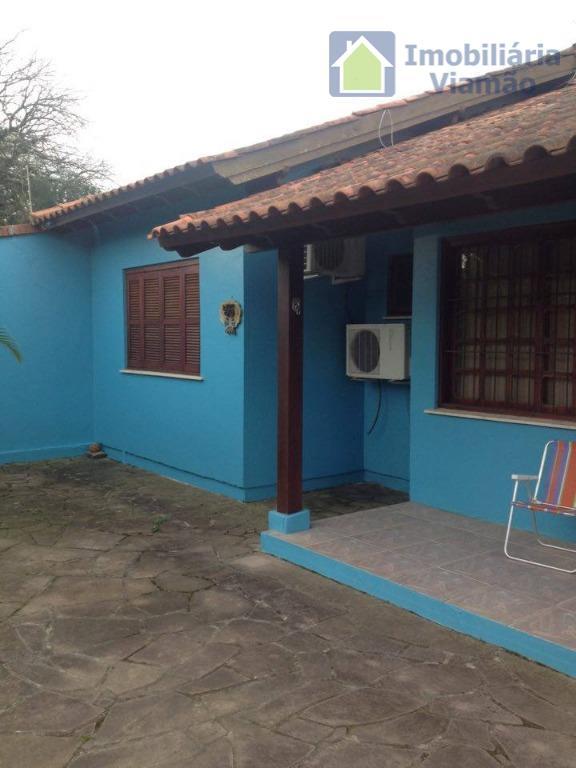 Casa residencial à venda, Jardim Fiúza, Viamão.