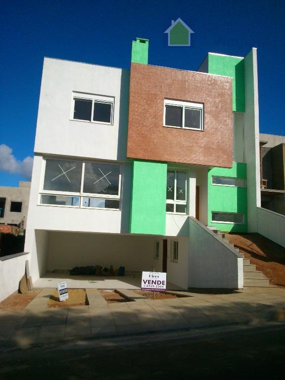 Casa residencial à venda, Mário Quintana, Porto Alegre.