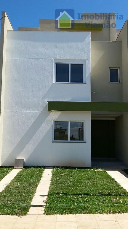 Sobrado residencial à venda, Mário Quintana, Porto Alegre.