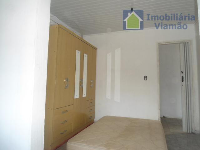 casa dom 2 dormitórios, sala, cozinha, banheiro e closet, garagem, um lindo e amplo pátio, em...