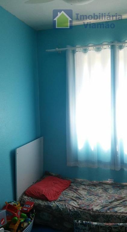 apartamento belíssimo, com 2 dormitórios, sala, cozinha, um banheiro e área de serviço, este ap, está...