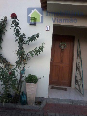 Sobrado residencial à venda, Santa Isabel, Viamão.