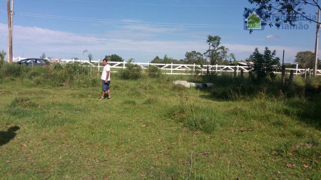 `ótimo terreno!terreno de 500 m² todo plano e cercado, terreno fica próximo a escola eta e...