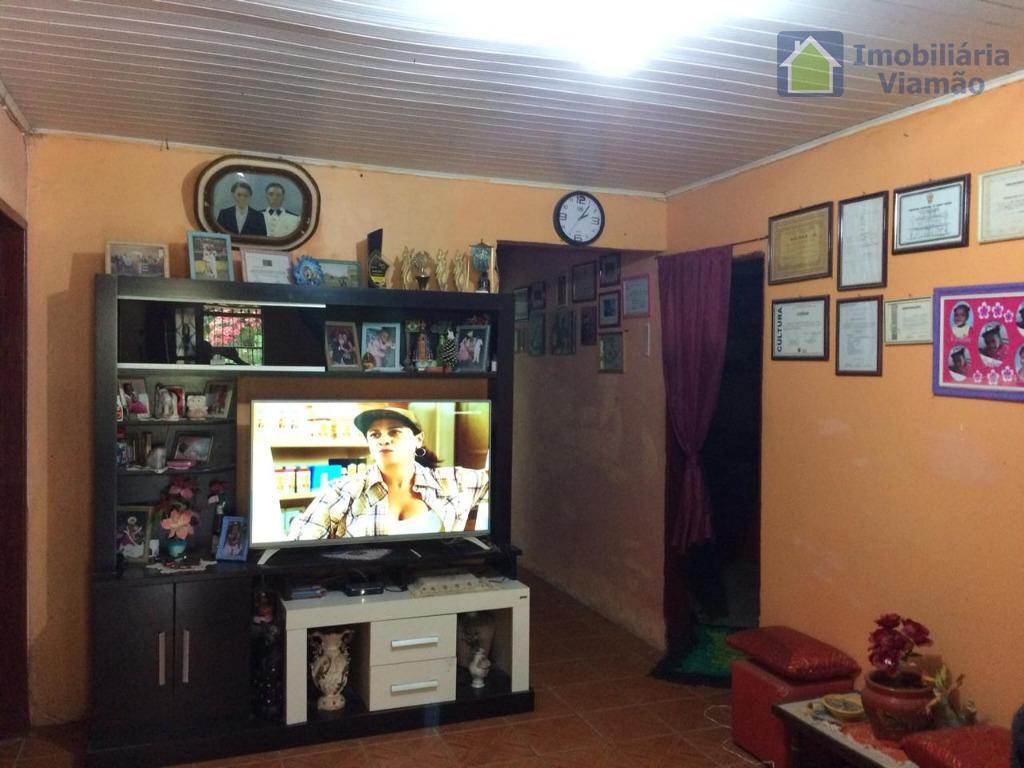 casa toda de alvenaria no bairro valença. casa com 80 m² de 2 dormitórios, sala, cozinha...