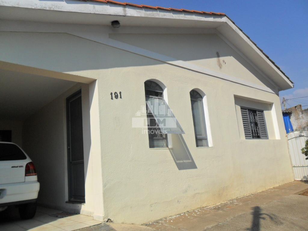 Casa  residencial à venda, Vila Lemos, Campinas.