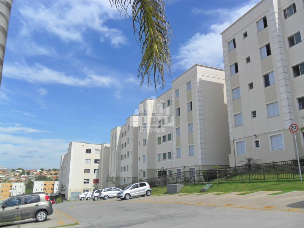 Apartamento residencial à venda, Jardim Márcia, Campinas - AP0238.