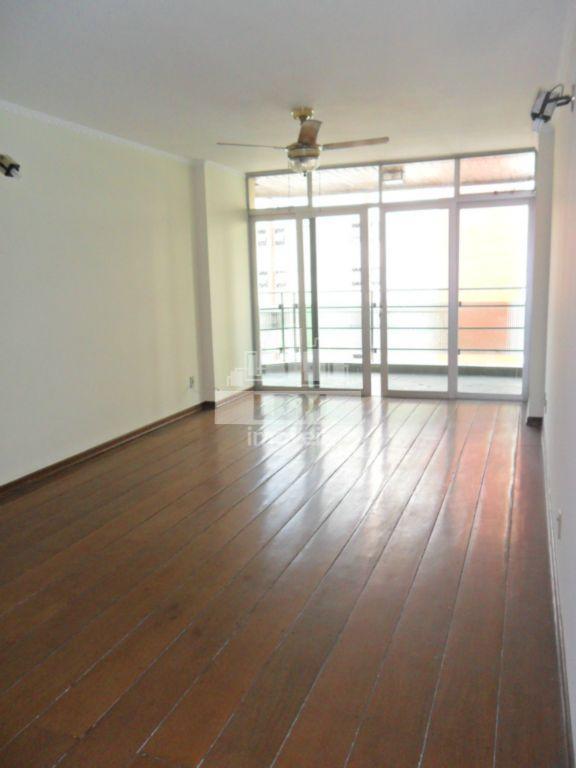 Apartamento residencial à venda, Cambuí, Campinas - AP0244.