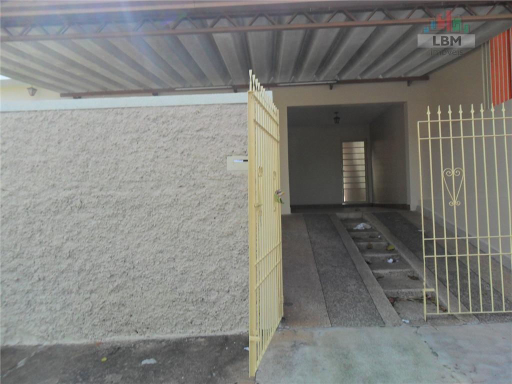 Casa residencial à venda, Vila Lemos, Campinas - CA0136.