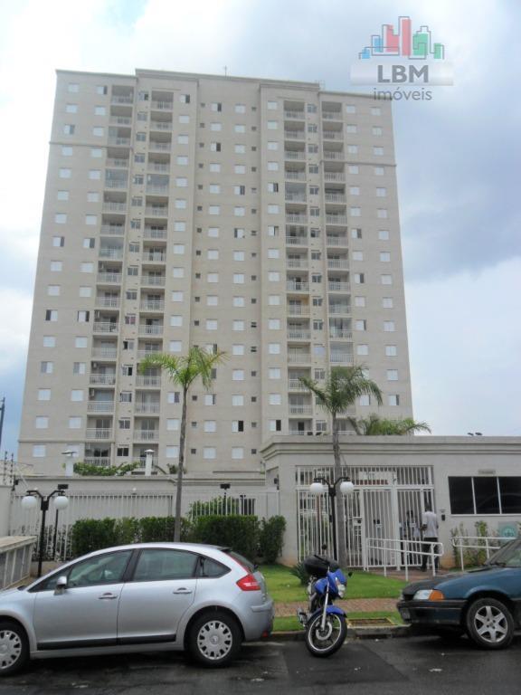 Apartamento residencial para locação, Parque Industrial, Campinas.