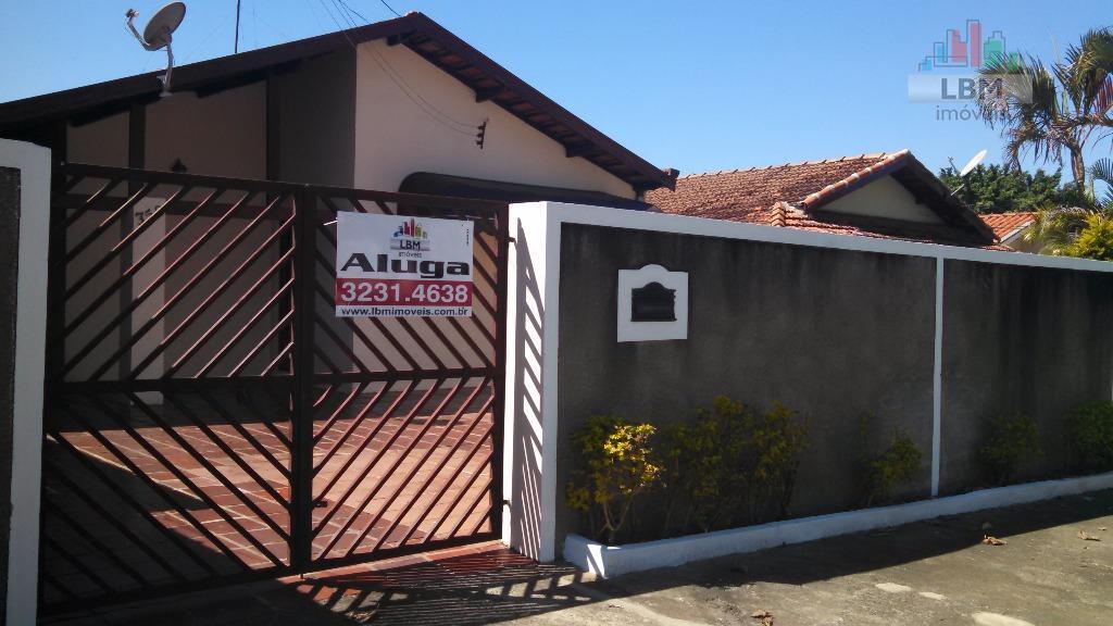 Casa Residencial para locação, Jardim Independência, Campinas - CA0063.