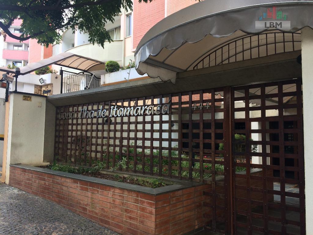 Apartamento Residencial para locação, Botafogo, Campinas - AP0032.