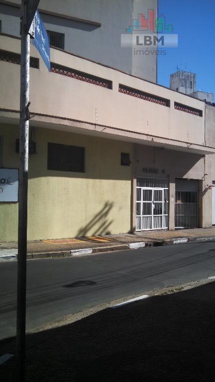 Apartamento Residencial para locação, Botafogo, Campinas - AP0073.