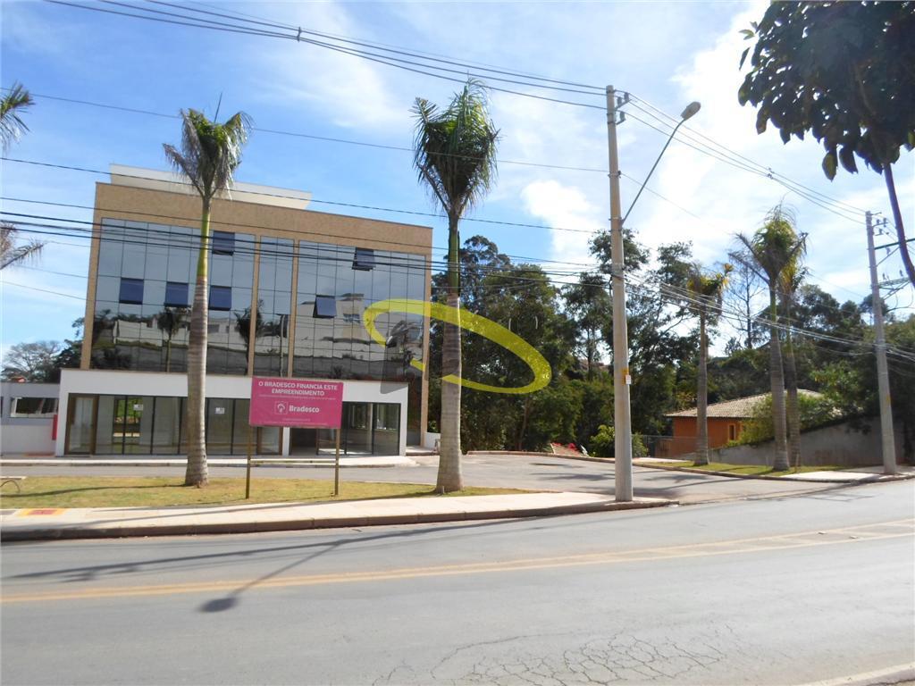 Sala comercial para locação, Granja Viana, Cotia - SA0038.