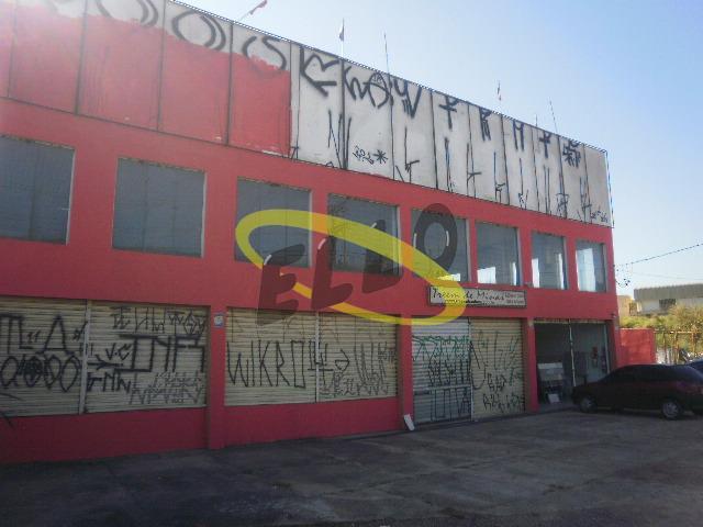 Galpão industrial para venda e locação, Lageadinho, Cotia - GA0023.