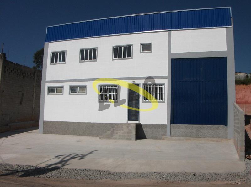 Galpão industrial à venda, Centro, Vargem Grande Paulista - GA0133.