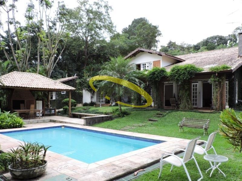 Casa residencial à venda, Chácara Granja Velha, Cotia - CA2342.