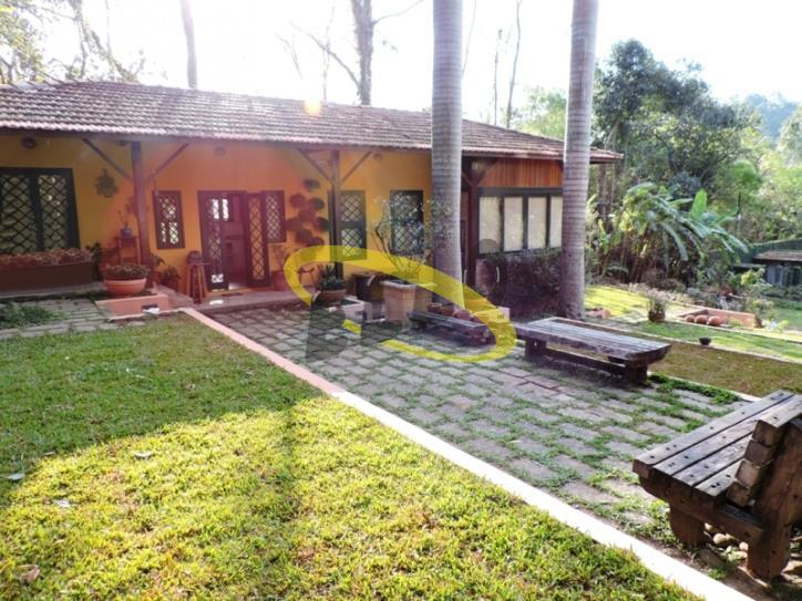 Casa residencial à venda, Vila Santo Antônio, Cotia - CA2387.