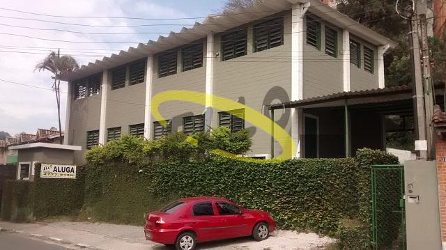 Galpão comercial para locação, Jardim Sabiá, Cotia - GA0280.