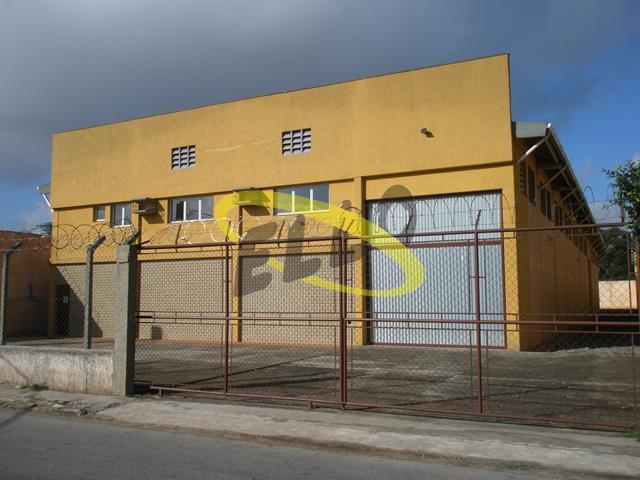 Galpão industrial para locação, Pousada dos Bandeirantes, Carapicuíba - GA0235.
