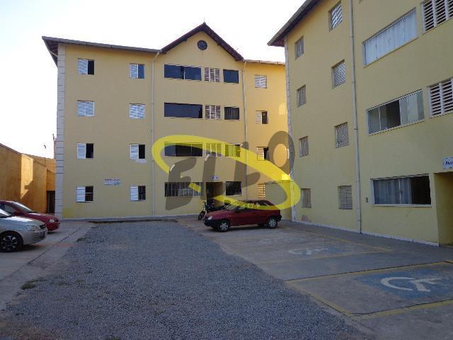 Apartamento residencial à venda, Jardim Sandra, Cotia - AP0751.