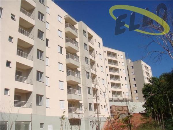 Apartamento residencial para venda e locação, Parque Rincão, Cotia - AP0781.