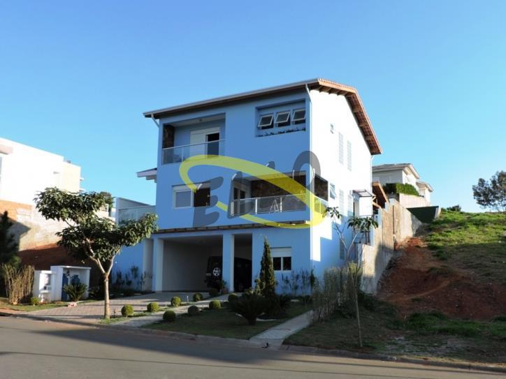Casa residencial à venda, Chácaras São Carlos, Cotia - CA2703.
