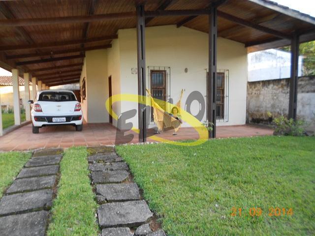 Casa residencial à venda, Praia das Toninhas, Ubatuba.