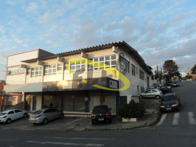 Salão comercial para locação, Jardim Nomura, Cotia - SL0054.
