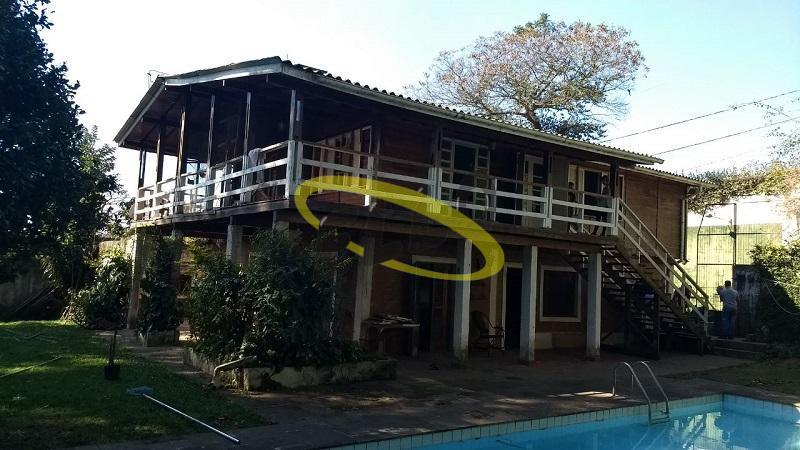 Chácara residencial para venda e locação, Parque Rizzo, Cotia.