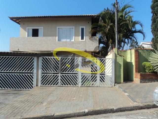 Casa residencial para locação, Jardim dos Ipês, Cotia - CA3364.