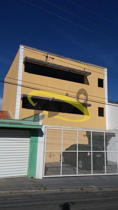 Sala comercial para locação, Parque São George, Cotia - SA0160.