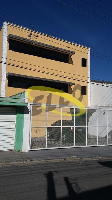 Sala comercial para locação, Parque São George, Cotia - SA0161.