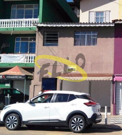 Casa comercial para locação, Parque Bahia, Cotia - CA1077.