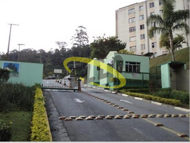 Apartamento residencial à venda, Jardim Caiapia, Cotia - AP1234.