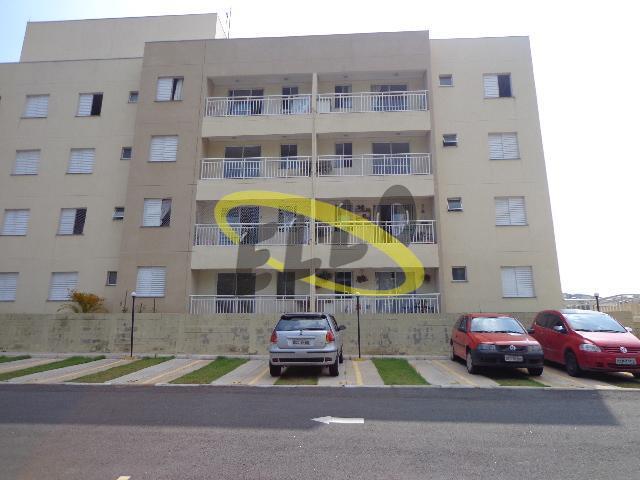 Apartamento residencial para locação, Jardim Caiapia, Cotia - AP1235.