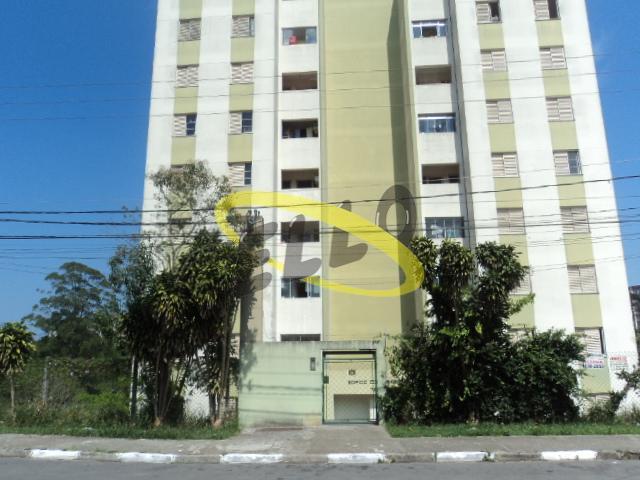 Apartamento residencial à venda, Outeiro de Passárgada, Cotia - AP1237.