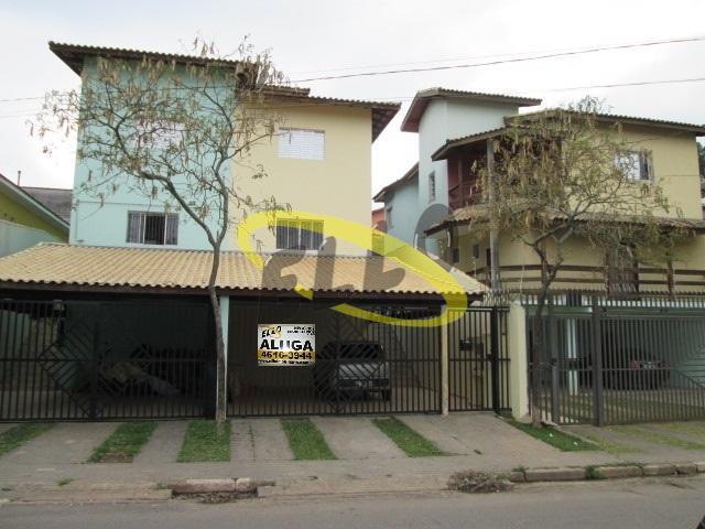 Casa residencial para locação, Jardim dos Ipês, Cotia.
