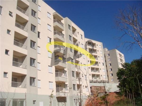 Apartamento residencial para locação, Parque Rincão, Cotia - AP1236.