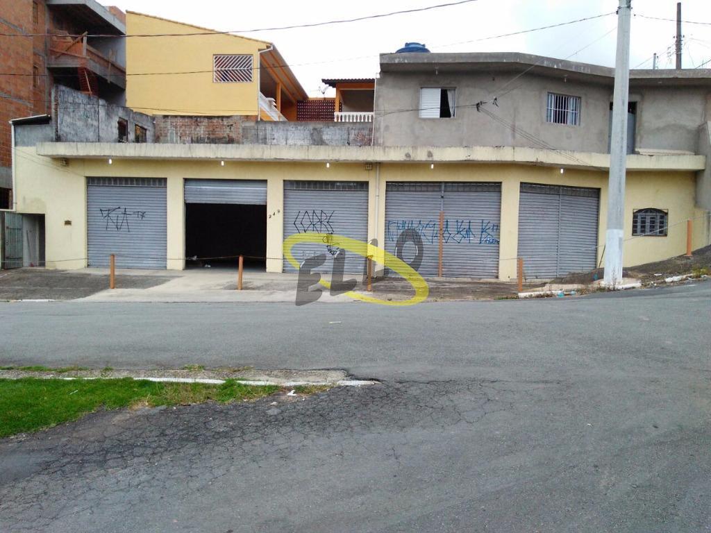 Salão comercial para locação, Parque Mirante da Mata, Cotia - SL0077.