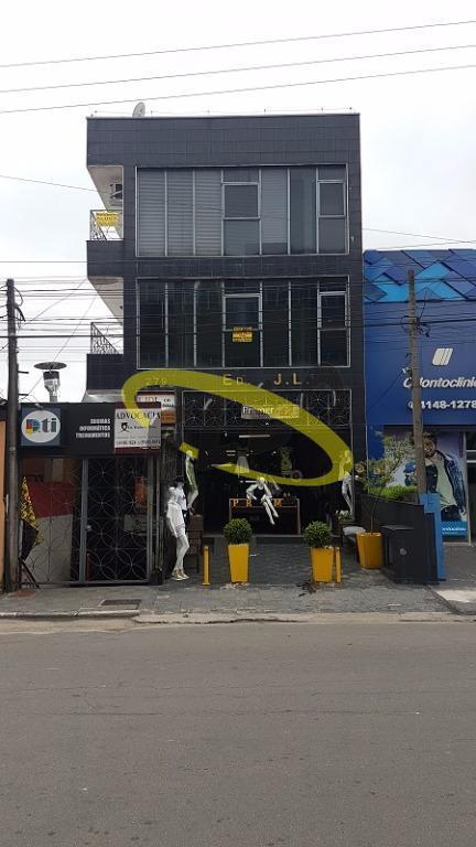 Salão comercial para locação, Parque Bahia, Cotia - SL0078.