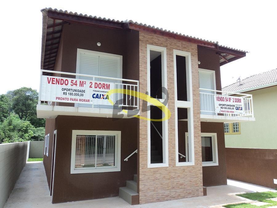 Casas Sobrepostas Novas Documentação toda Ok Pra Financiamento