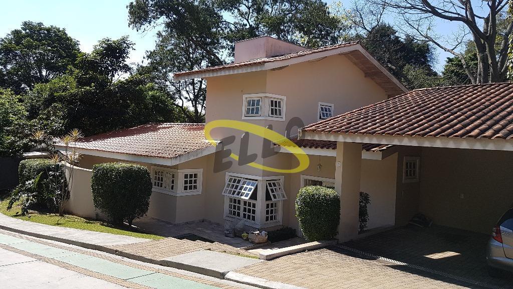 Casa residencial à venda, Green Village Residencial, Carapicuíba - CA3541.