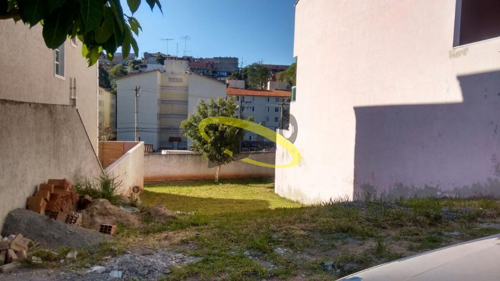 Terreno residencial à venda, Chácara Roselândia, Cotia.