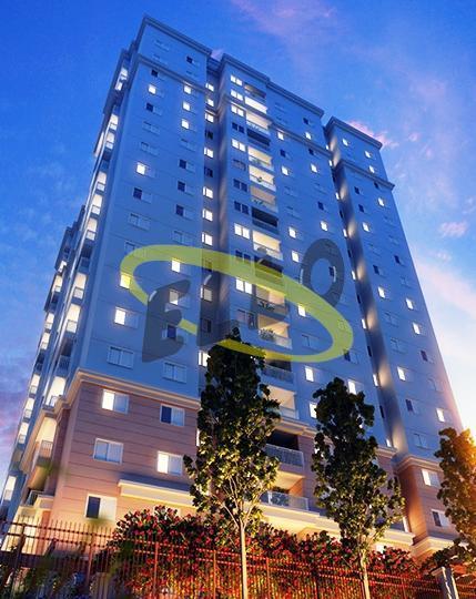 Apartamento residencial para locação, Santa Maria, Osasco.